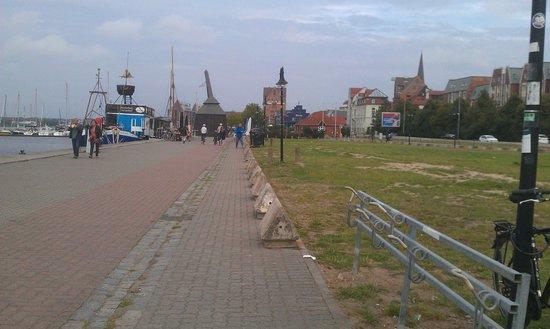 port of Rostock: Hafen Rostock
