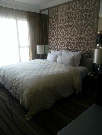 Dorsett Wanchai, Hong Kong : very comfortable bed