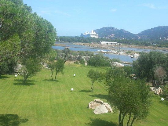 Residence Salina Bay : Vista desde la terraza