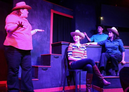 Brave New Workshop Comedy Theatre: Improv with the cast