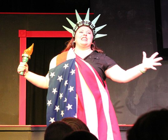 Brave New Workshop Comedy Theatre: The Rainbow Election: Mommies and Mormons and Gays, Oh My! (2012)