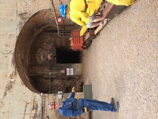 Queen Mine Tours: Great tour! Worth the trip