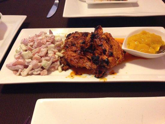 Mantra Indian Cuisine: Main Dish