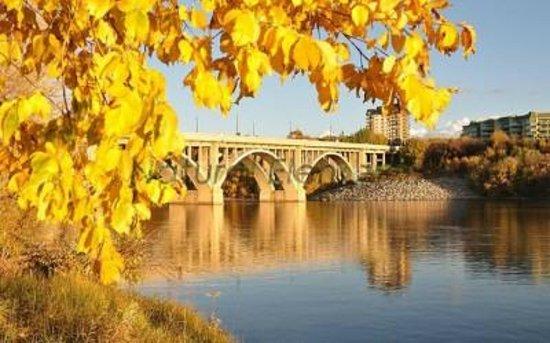Meewasin Valley: Golden Bridge
