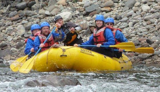 Kootenay Raft Co : Fun, fun, fun