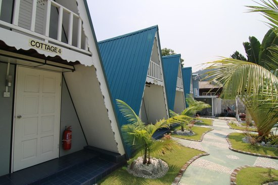 Nipah Guesthouse: Cute cottages
