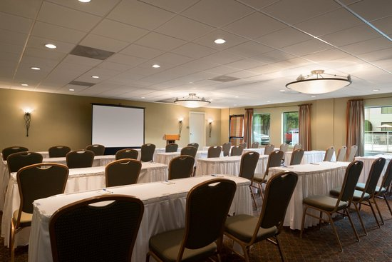Comfort Inn Monticello: Meeting Rooms - Classroom Set up
