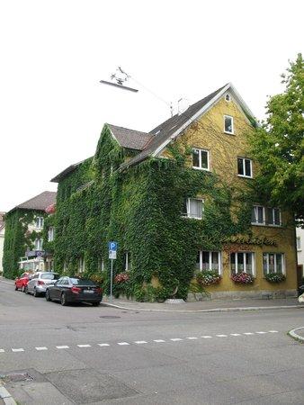 Hotel Hohenstaufen: Small but wonderful