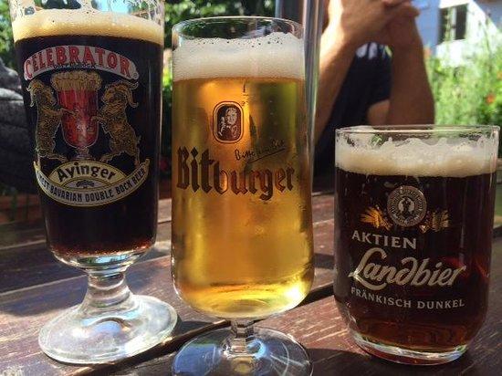 Feierabend: Great bier!