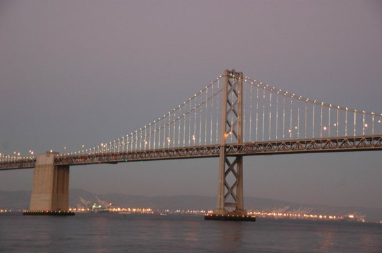 Americano Restaurant and Bar: Bay Bridge