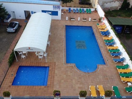 Hotel Santa Anna: view of the pool