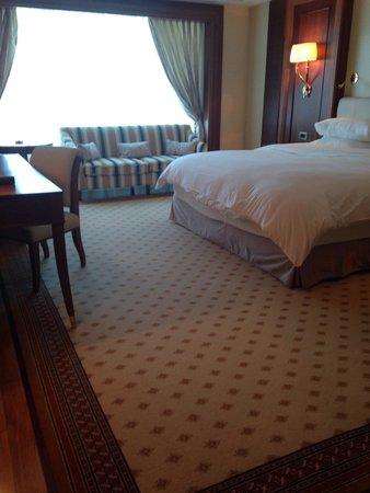 Oguzkent Hotel: The room
