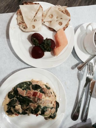 Omni Jacksonville Hotel: Omni Breakfast Buffet