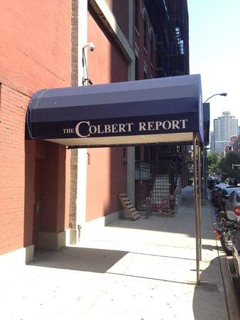 Colbert Report: Marquee