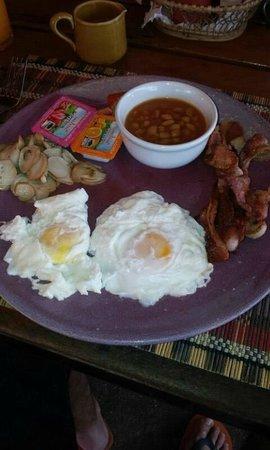Shakers: Rubbish breakfast
