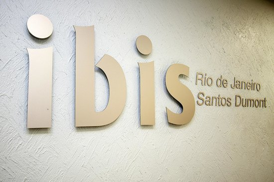 Ibis Rio de Janeiro Santos Dumont: Lobby