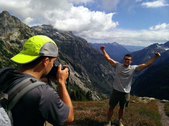 Cascade pass