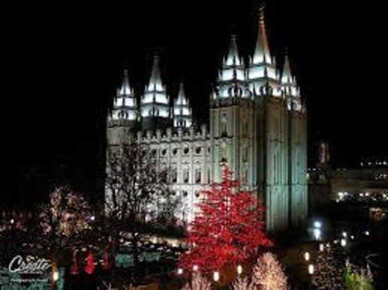 Salt Lake Temple: The LDS Temple at Temple Square