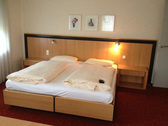 Comfort Hotel Ulm Blaustein: Cama