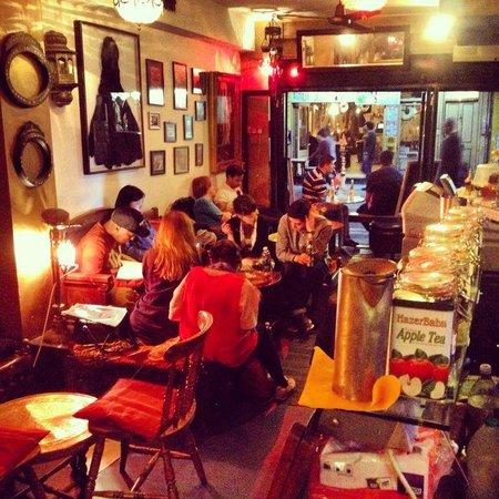 Lounge Cafe Near Me