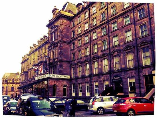 Royal Station Hotel Newcastle Reviews