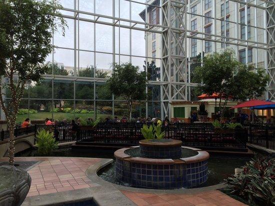 Gaylord Texan Resort & Convention Center: Atrium