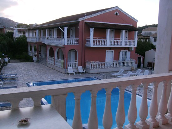 Donna Amalia Apartments : room 5