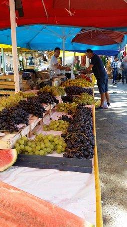 Fruit's Square (Trg Brace Radic): Mysigt och billigt