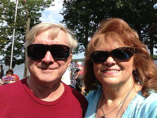 Sarona, Wisconsin: Enjoying Summer Time