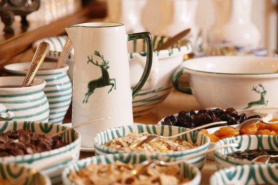 Himmlhof: Frühstück