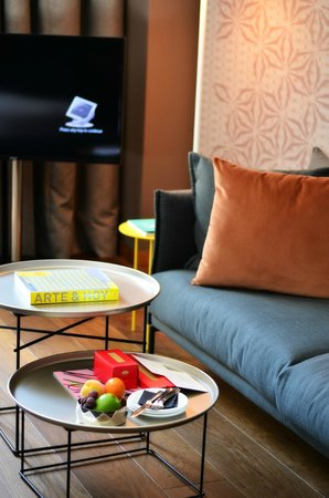 Mandarin Oriental, Barcelona: Room in the new building at MO Barcelona
