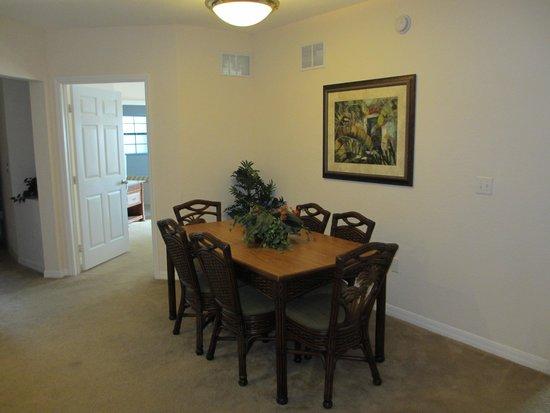 Caribe Cove Resort Orlando: Dining area