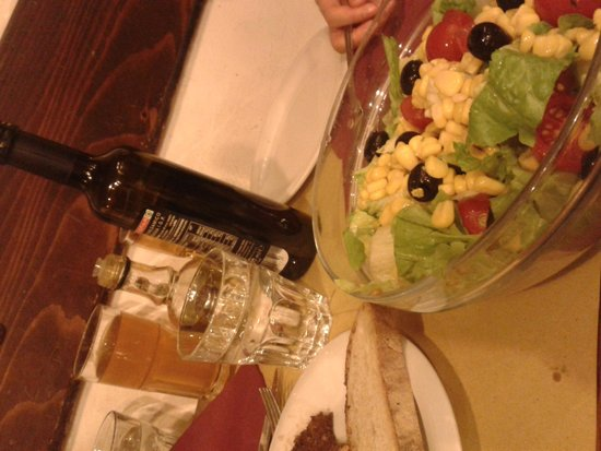 Osteria Allegro Pachino: Salad