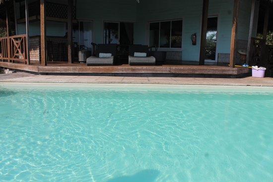 Antsanitia Resort: pool villa
