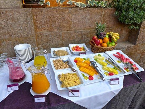 Andean Wings Boutique Hotel: Breakfast