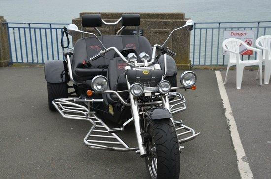 IOM Trike Tours : The Trike