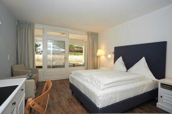 Acqua Strande Yachthotel & Restaurant : Eines der Dünenzimmer