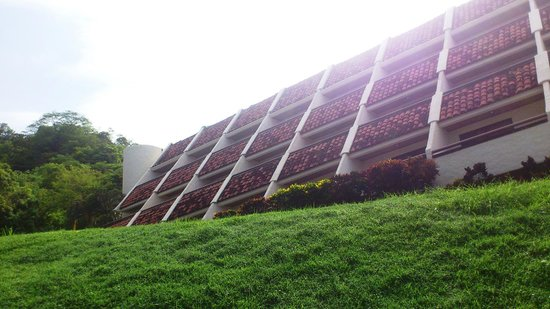 Villas Sol Hotel & Beach Resort: vista hotel