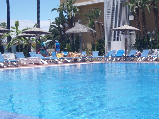 Around the pool picture of interpalace by blue sea - Blue sea puerto resort tenerife ...