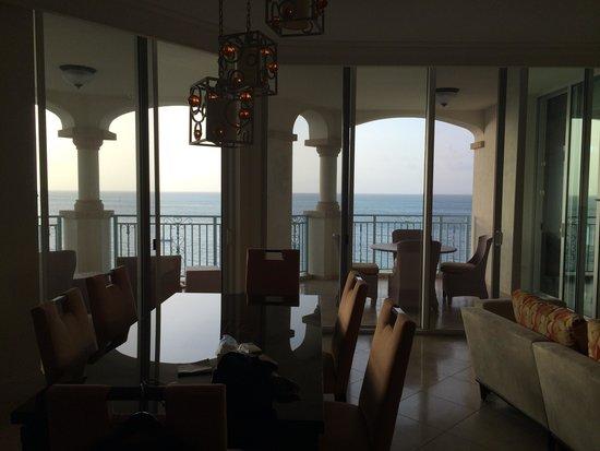 سيفن ستارز ريزورت: View from our Ocean Front room