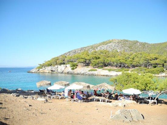 Aponisos Beach: Απόνησος