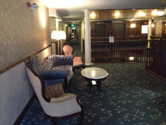 Hotel Boulderado: Victorian charm