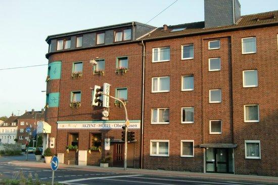 AKZENT Hotel Oberhausen: Hotel