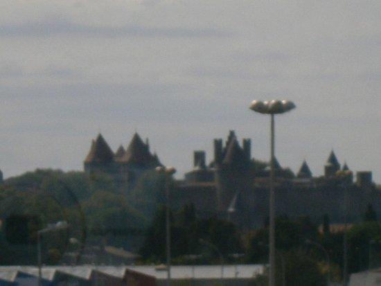 Campanile Carcassonne Est - La Cite : view from room