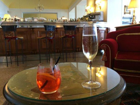 Villa Las Tronas Hotel  & Spa: Welcome drinks