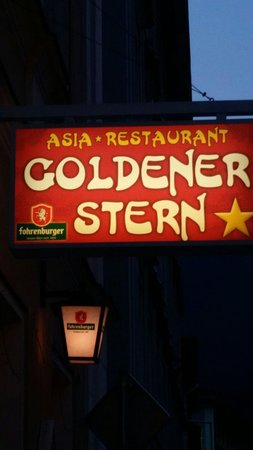 China Restaurant Goldener Stern