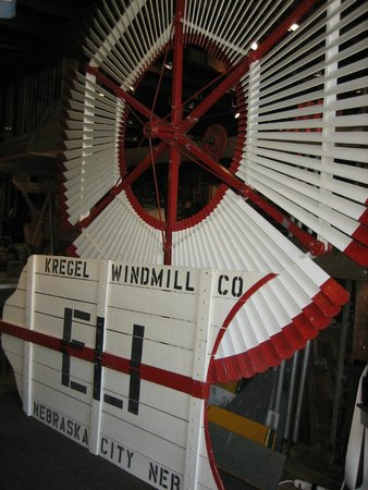 Kregel Windmill Museum