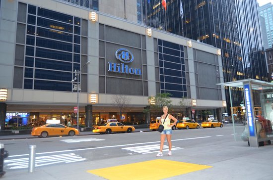 Hilton Picture Of Hilton Garden Inn New York Central Park South Midtown West New York City