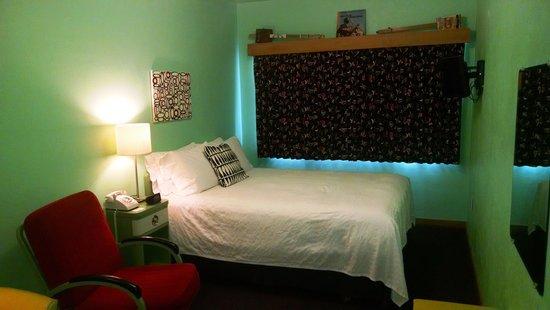 Holiday Music Motel: Room 120