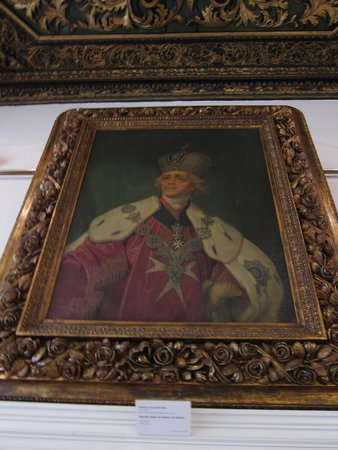 Castello del Buonconsiglio Monumenti e Collezioni Provinciali : Павел I, российский император